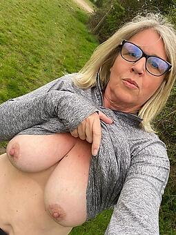 Glasses porn mature Mature glasses