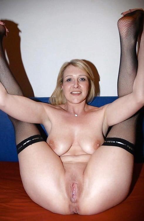Mature British Pussy