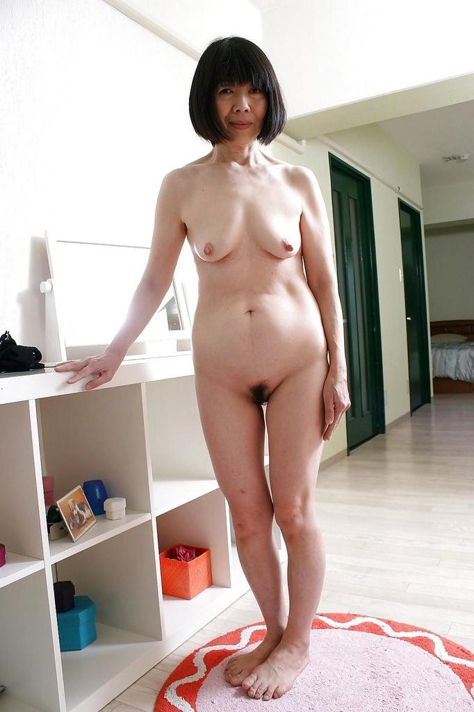 Nude asian ladies