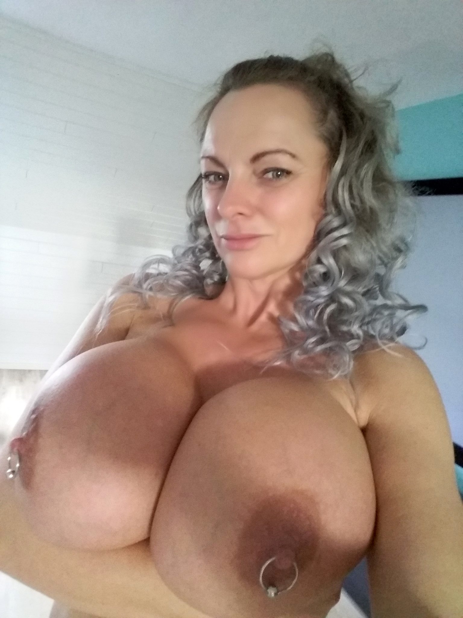 Boobs pictures big mature This Saggy